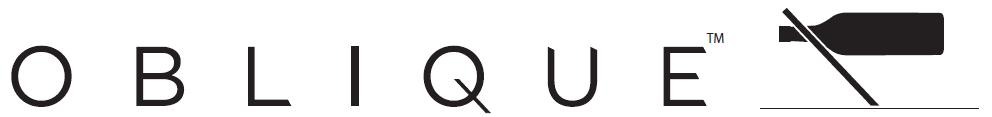 The Oblique – Wine Bottle Holder